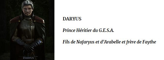 FICHE DARYUS