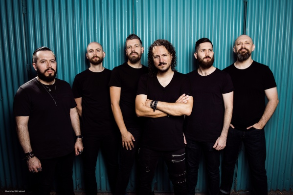 Haken Press photos 2018